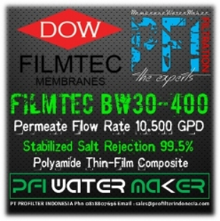 Dow Filmtec BW30 400 RO Membrane Indonesia  large