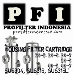 MCHL Series PFI Stainless Steel Multi Cartridge Filter Housing Profilter Indonesia  large