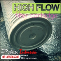 PFI High Flow Cartridge Filter Membrane Indonesia  large