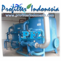 PFI MSF 36 MS PROFILTER Multimedia Sand Filter 24000 liters per hour Profilter Indonesia  large
