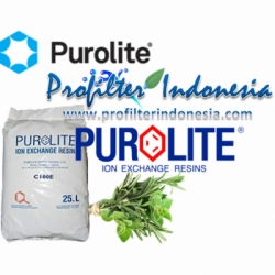 Purolite C100 Strong Acid Cation Resin profilter indonesia  large