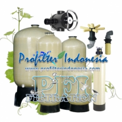 Sand Filter profilter indonesia  large