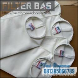 Steel Ring Bag Filter Membrane Indonesia  large