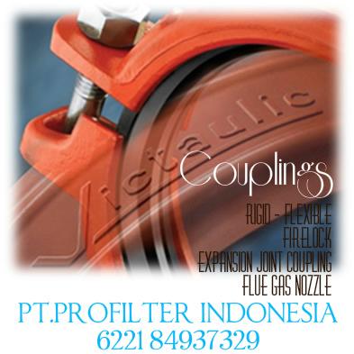 Victaulic FireLock Rigid Coupling Style 005H PT PROFILTER INDONESIA