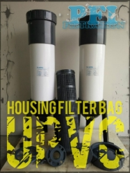 d UPVC Housing Filter Bag Indonesia  large