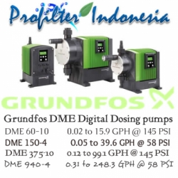 d d d Grundfos DME Digital Dosing pumps Indonesia  large